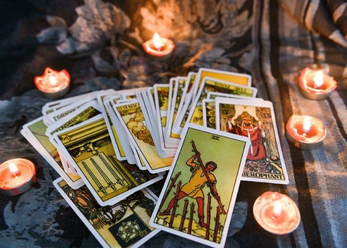 Cartomancia El origen de las cartas