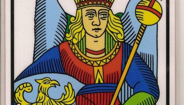 La Emperatriz en el Tarot